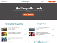 HubPages网站
